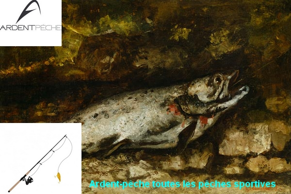 la truite raphael LULLIER